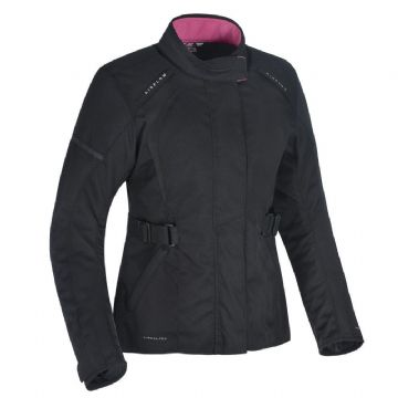 Oxford Dakota Ladies 2.0 Women's Waterproof Textile Motorcycle Jacket Tech Black